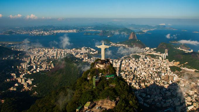 ブラジルへのアクセス、まわり方