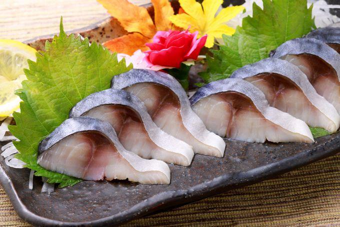 返礼品でおいしい海産物をゲット!