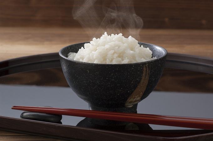 お米やうどん、そばも自信アリ
