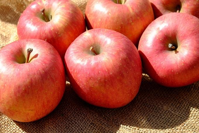 りんごといえばやっぱり長野