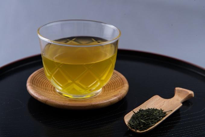 香りよい静岡茶にうっとり…
