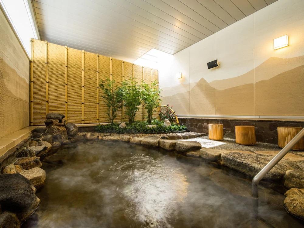 2.スーパーホテルLohas JR奈良駅 天然温泉「飛鳥の湯」