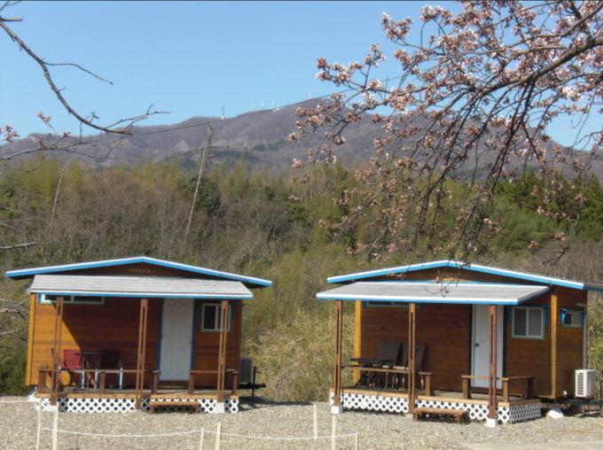7.海が見えるコテージ&キャンプ/新潟