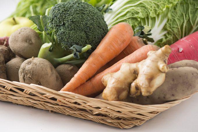 三重産の野菜やお米も絶品です!