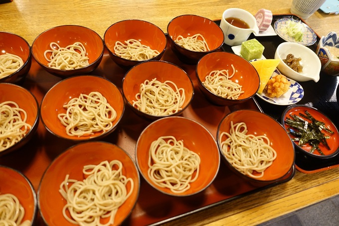 盛岡三大麺を食べつくそう!