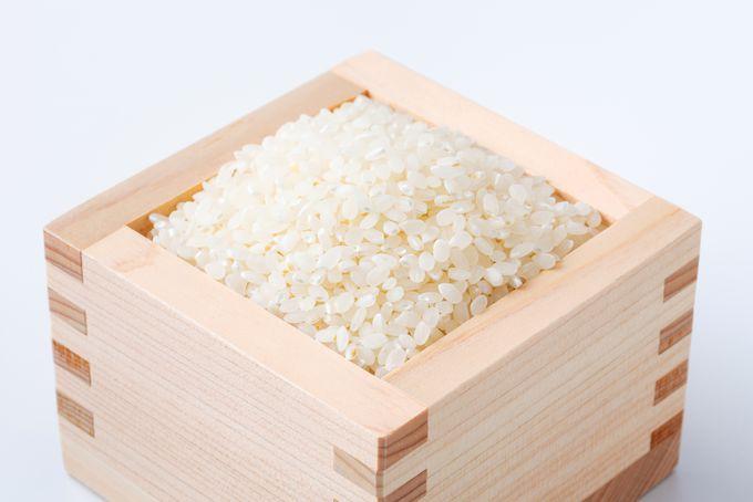 モチモチの滋賀のお米を召し上がれ