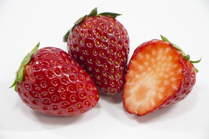 奈良産フルーツを召し上がれ!