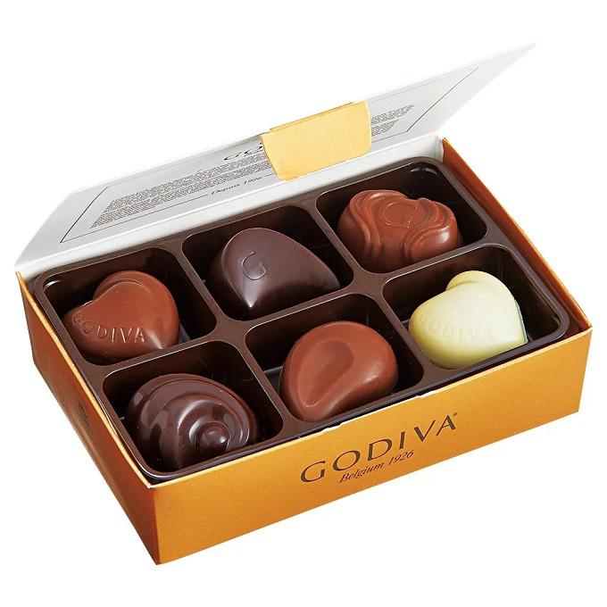 ベルギーのチョコは有名高級ブランド揃い
