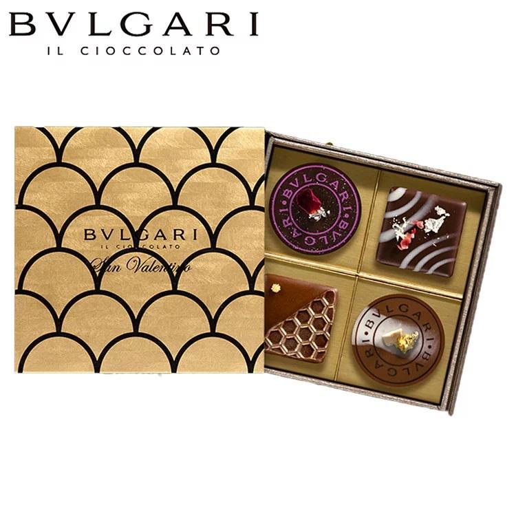 華やかなイタリアのチョコにテンションアップ!