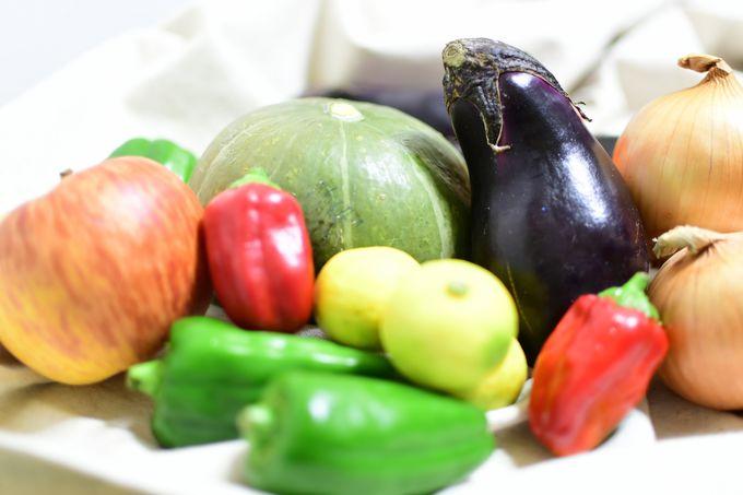 家庭料理に嬉しい!県民おすすめの野菜や調味料
