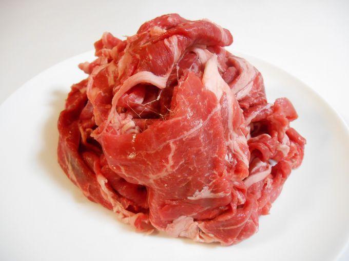 すき焼きでも焼き肉でもOK!黒毛和牛を堪能