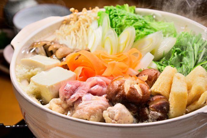 全国でも大人気!徳島の地鶏料理