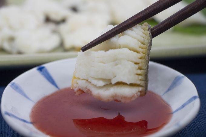 えび、ハモ、鯛……山口の海産物は絶品揃い!