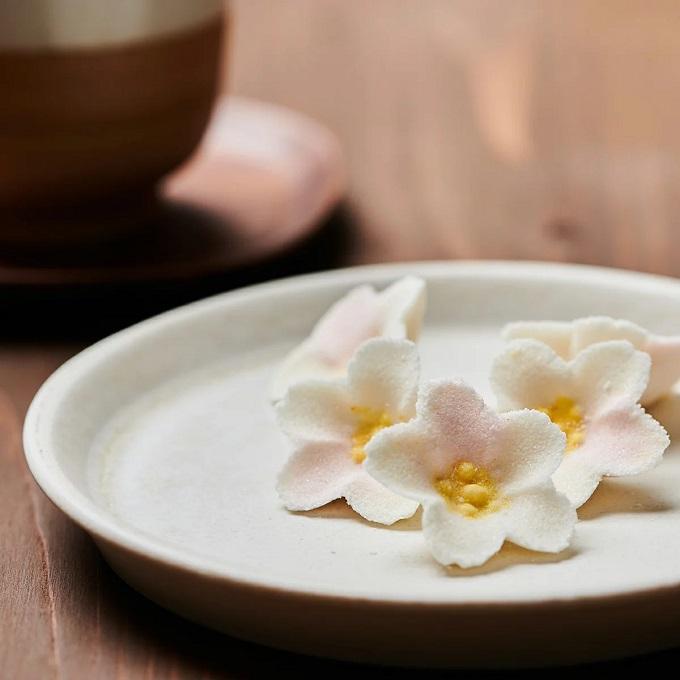 かわいらしい春の和菓子も要チェック