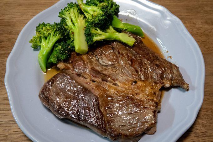 ステーキやしゃぶしゃぶ…黒毛和牛を堪能!