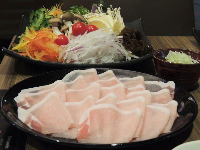 県民が誇る食材といえばコレ!鹿児島の黒豚
