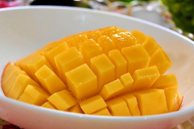 南国のあまーいフルーツを味わおう