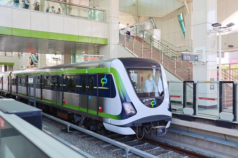台中MRTが開通!人気観光スポットへのアクセスが便利に
