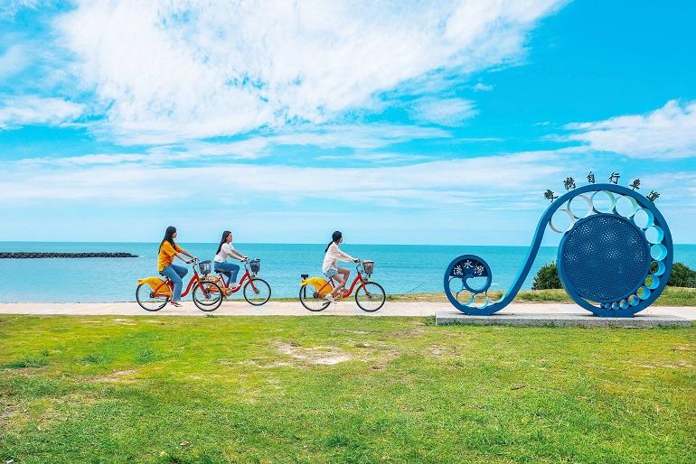 ロハスな台湾で深呼吸…サイクリングで大自然を満喫しよう