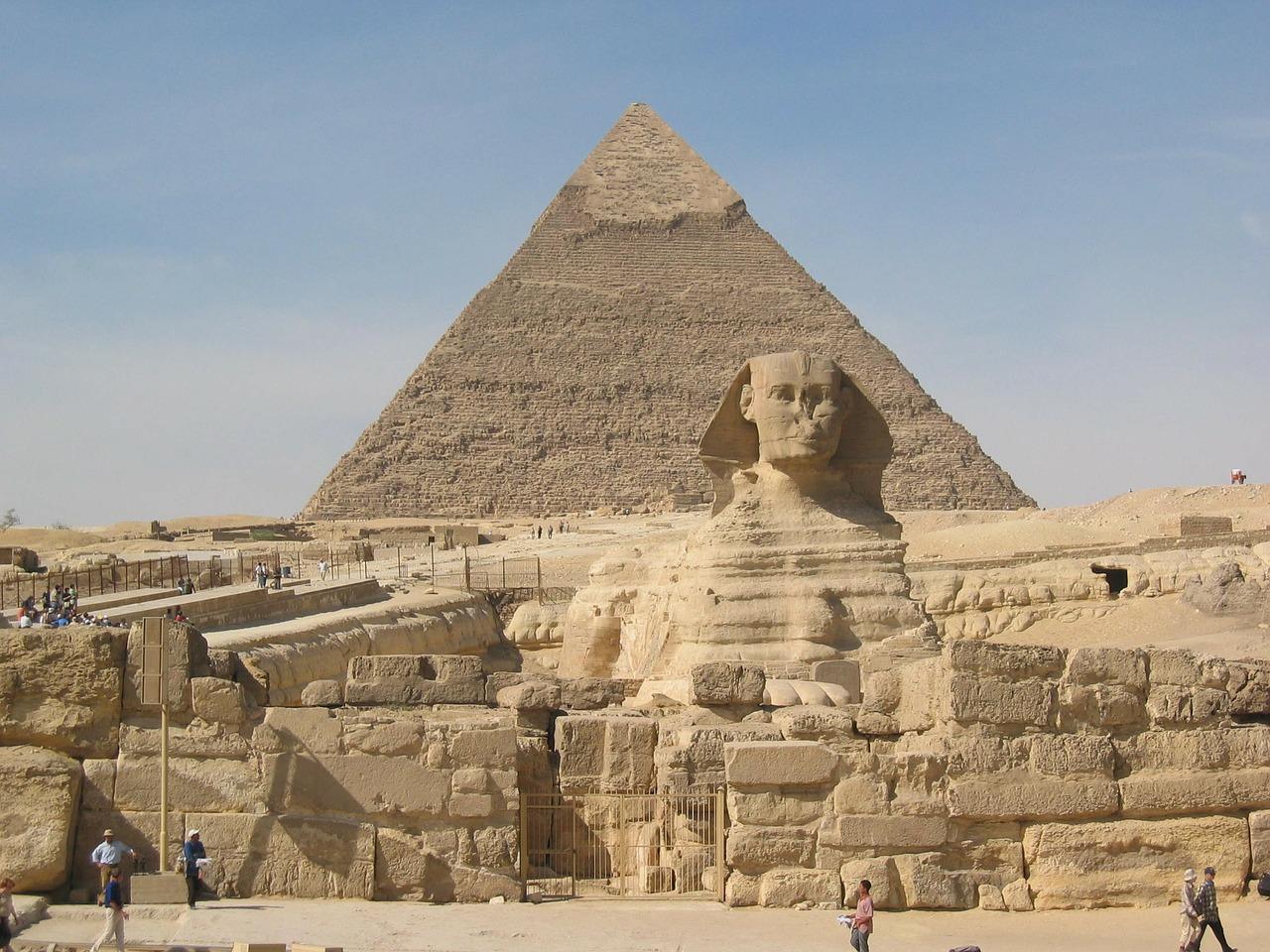 エジプトへのアクセス、まわり方