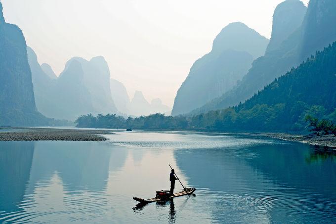 中国への行き方、まわり方