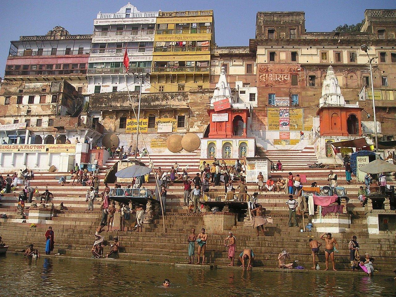 インドへの行き方、まわり方