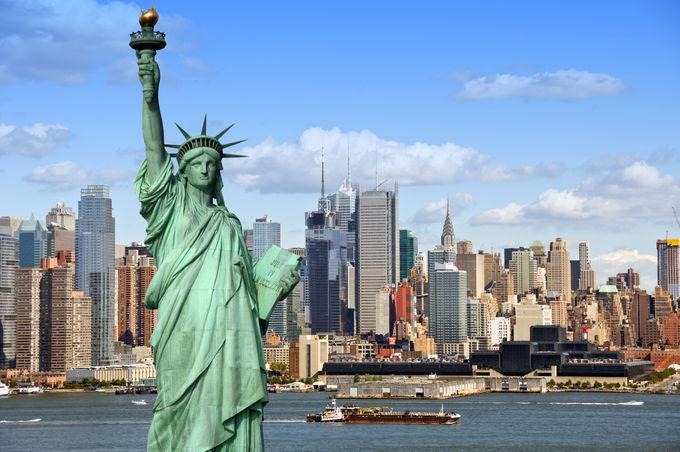 ニューヨークへの行き方、観光スポットのまわり方