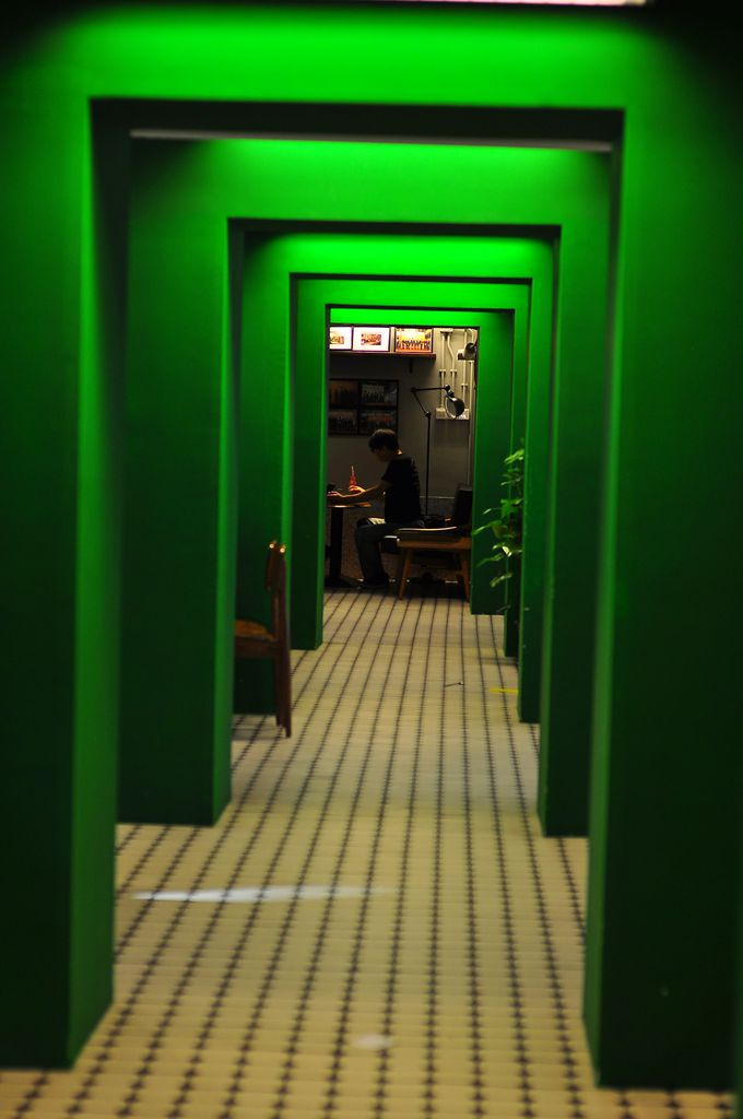 5.Mei Ho Houseのカフェ「House 41」