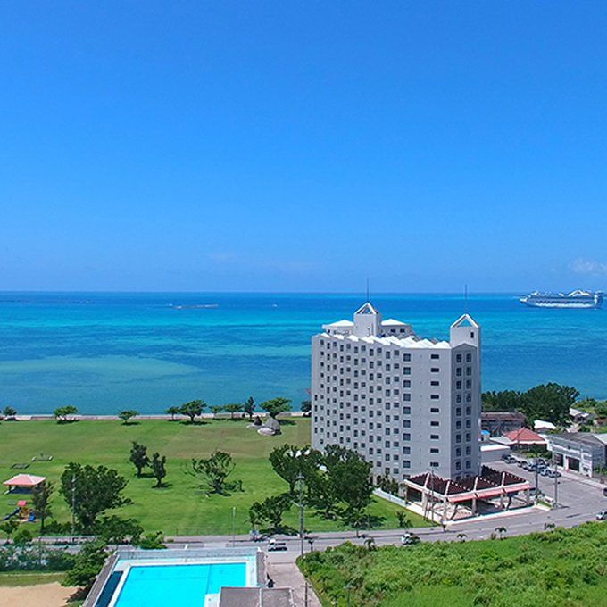 7.ホテル ロイヤルマリンパレス石垣島