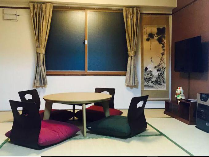 7.円山公園近く!ゆったりできる和室/札幌市