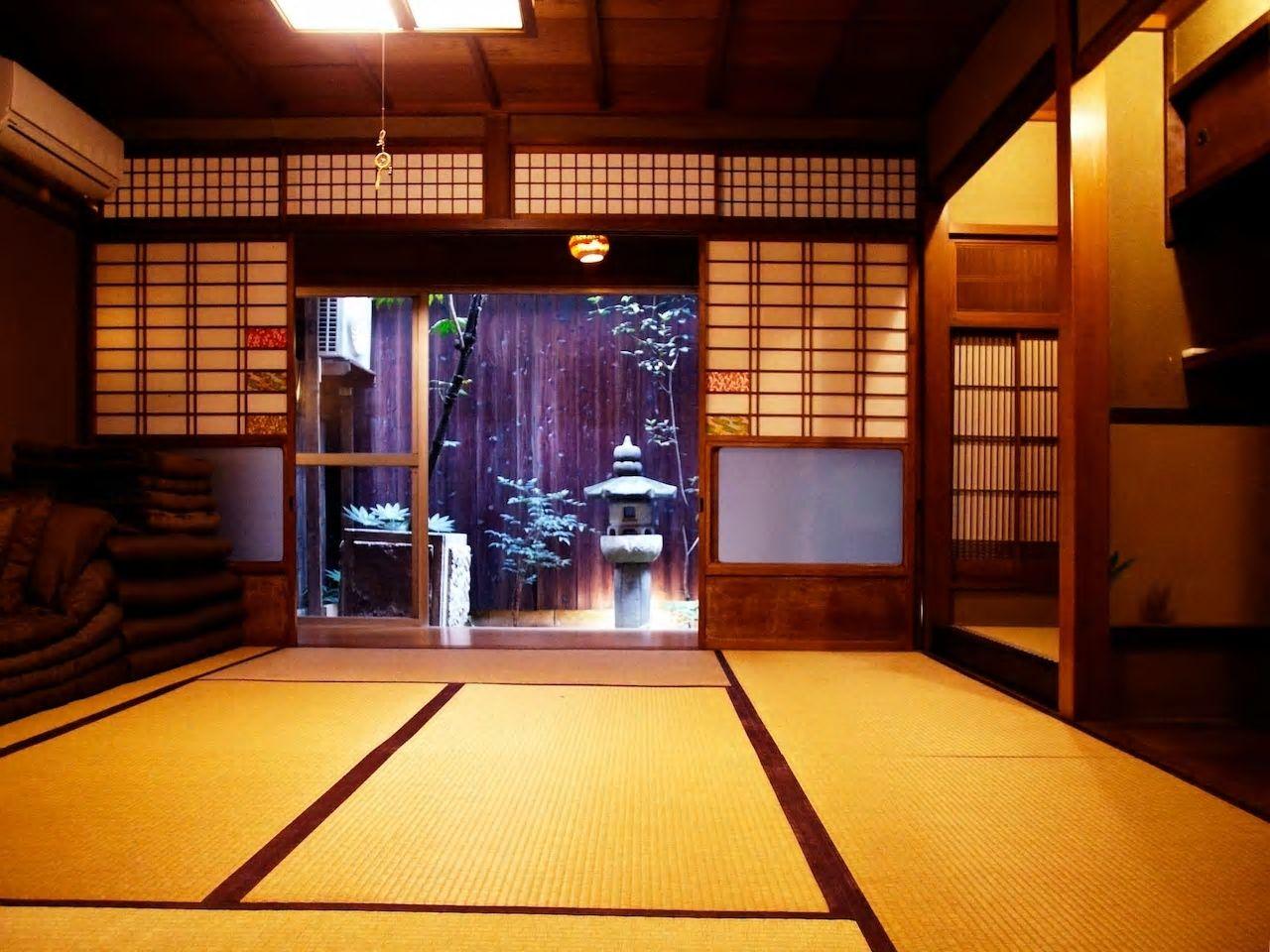 7.坪庭の眺めが素敵な京町家/京都市