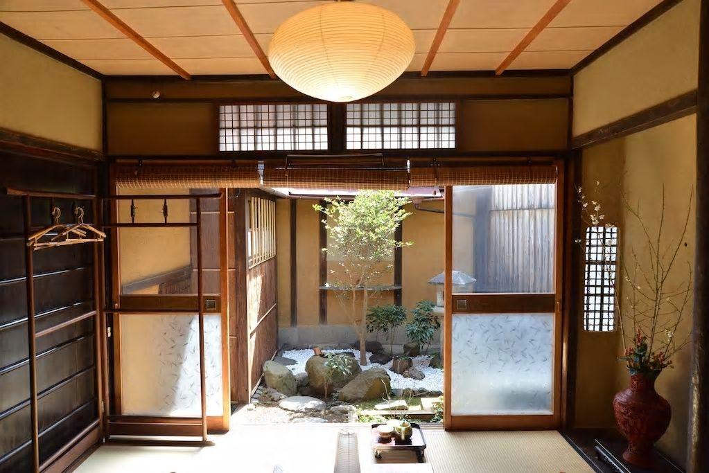 1.専用庭のある京町家で京都の風情を楽しむ/京都市