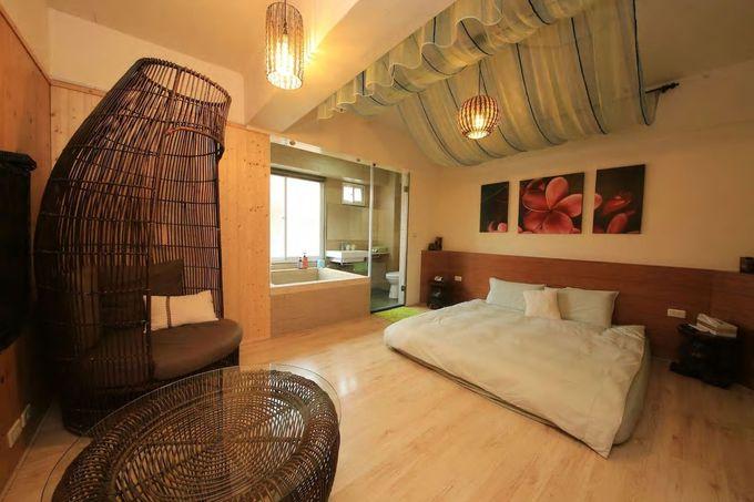 3.まるでバリのリゾートホテル!?/台南市