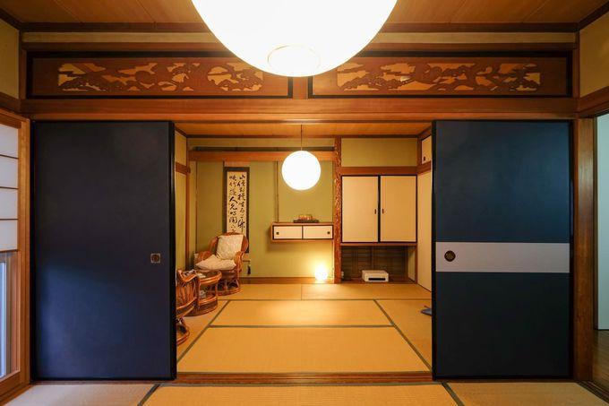 3. 閑静な住宅街で最大5名宿泊可能/徳島市