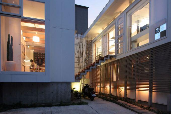 1. 一軒家の建築デザイン事務所/徳島市