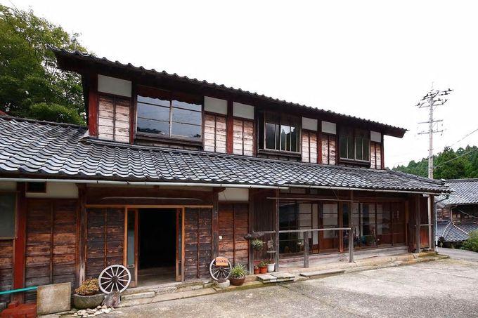 3. 築90年の古民家で田舎暮らしを体感/福井市