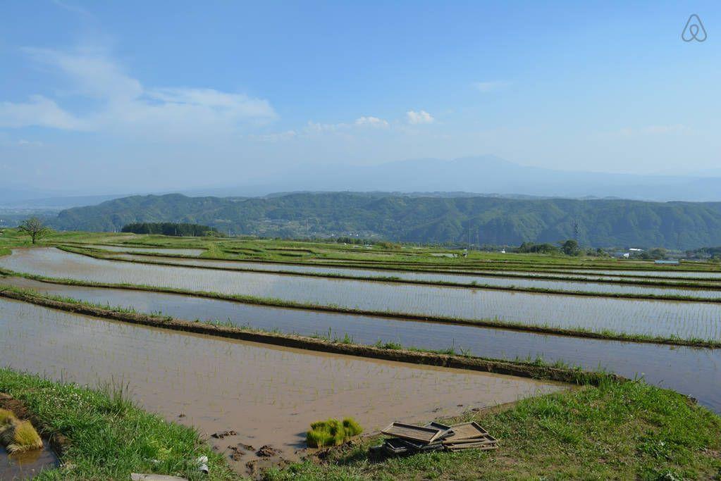 5.里山で農業体験ができる民泊施設/小諸市