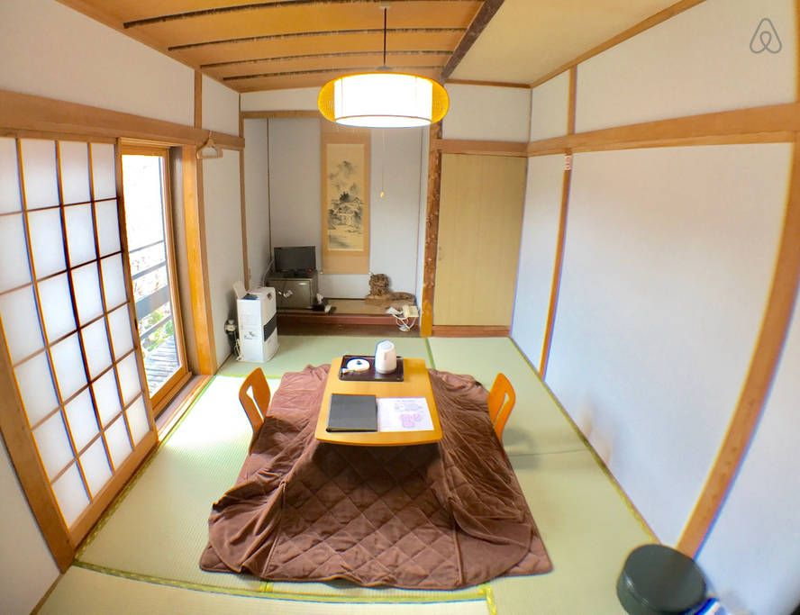 4.森の中の隠れ宿/軽井沢町