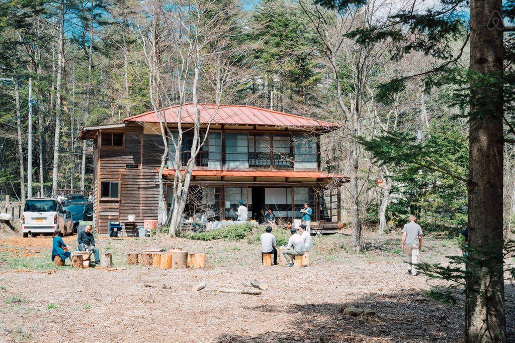 軽井沢で民泊しよう!Airbnbで予約できるおすすめ5選