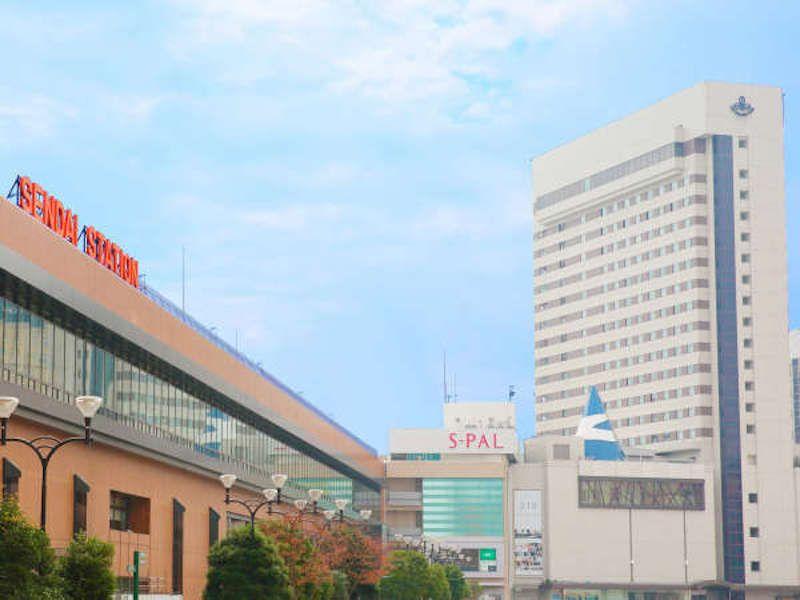 仙台駅近くのおすすめホテル9選 観光にもビジネスにも!