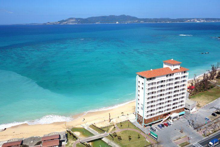 7.ベストウェスタン沖縄幸喜ビーチ