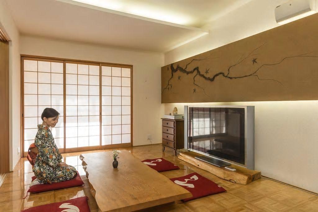 3.日本庭園が自慢の200平米の別荘まるごと貸し切り/京都市