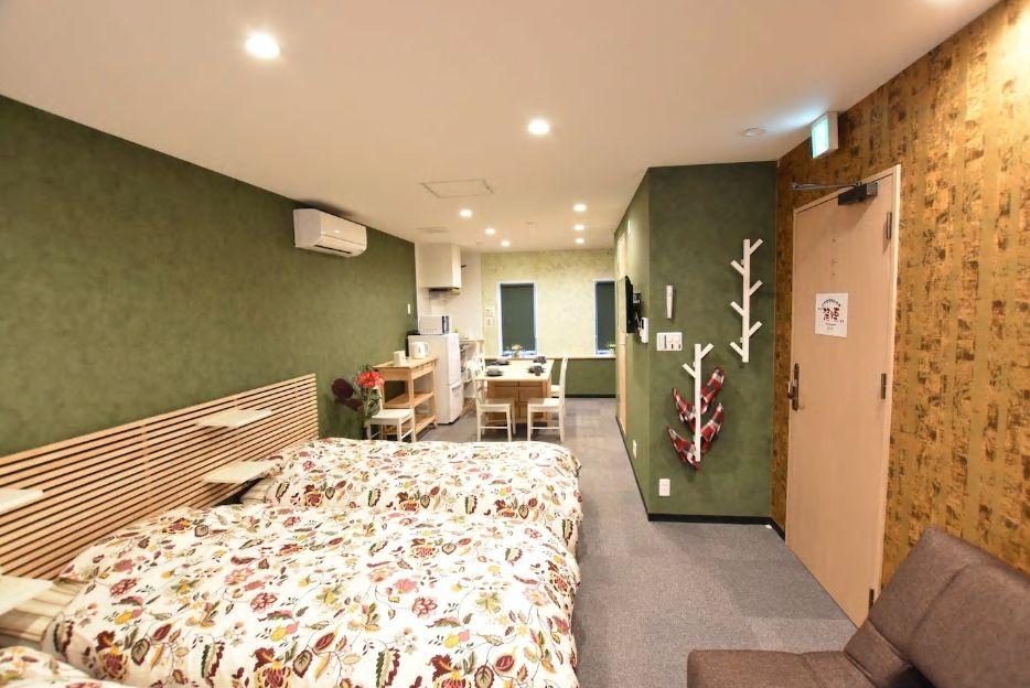 4.1階にはカフェ、屋上にはテラスも/京都市