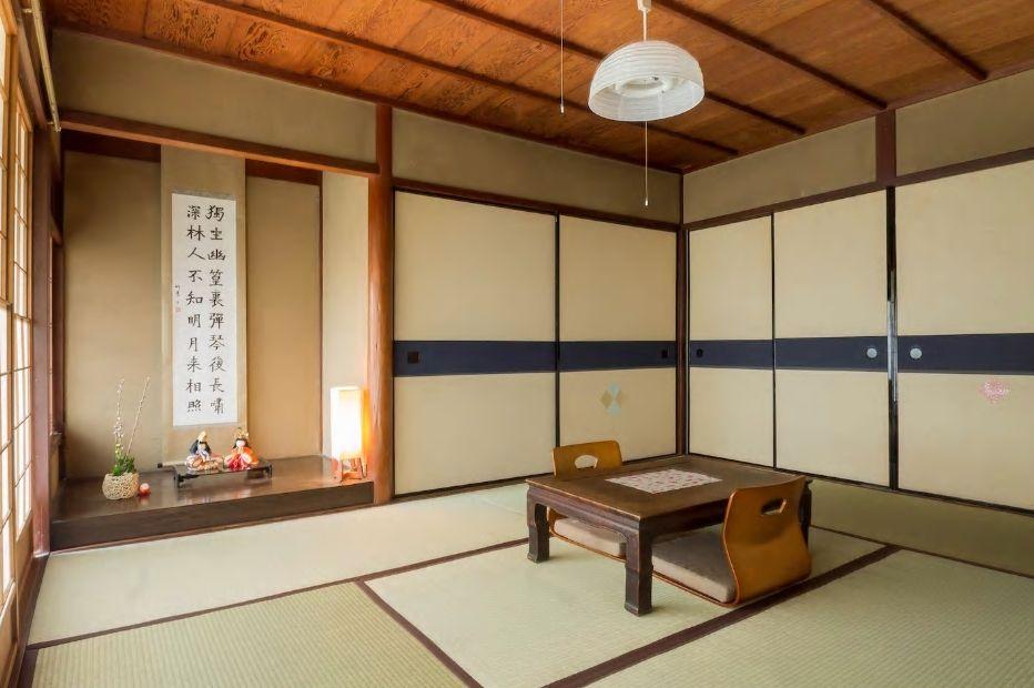 5.竹林の小径まで徒歩15分、伝統的な日本家屋/京都市