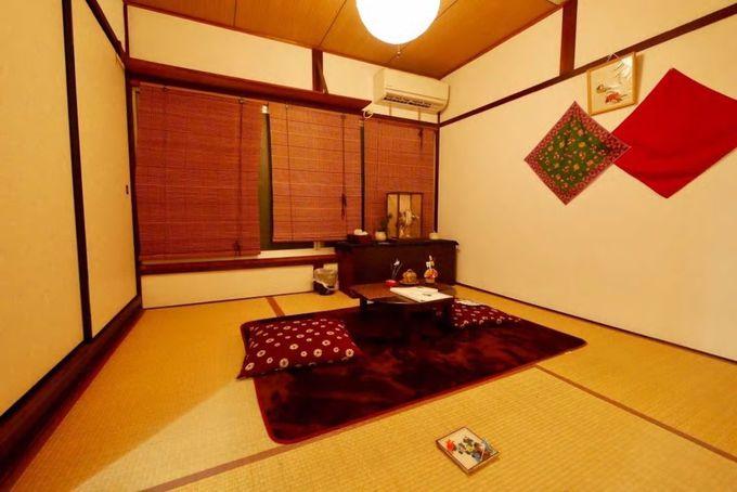 3.関空での前後泊は畳敷きの和室でゆっくり/泉佐野市