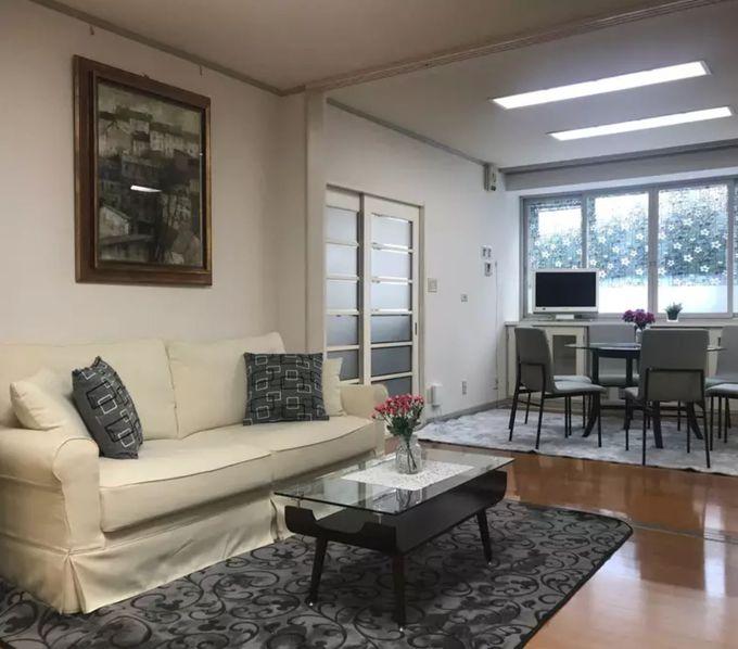 2.2階建ての一軒家をまるごと貸切!/函館市