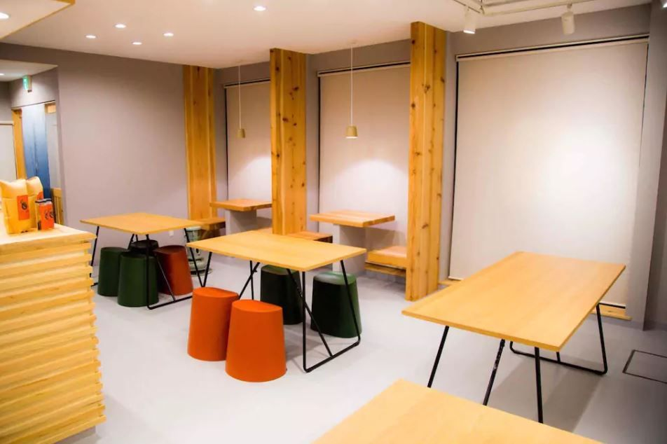 3.和室でゆったり。函館観光に便利な立地/函館市