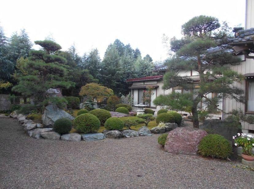 6. 純和風、伝統的な日本家屋にゆったり/五泉市