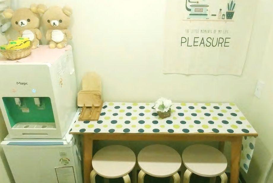 3.キュートでラブリーなお部屋は女子旅向き/ソウル市
