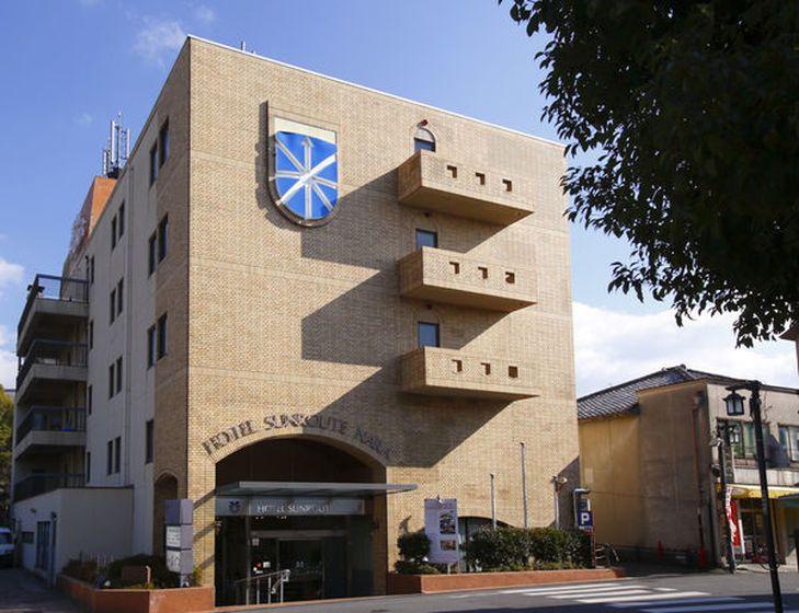 4.ホテルサンルート奈良